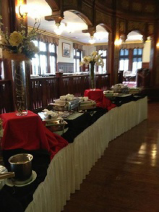 full service caterer portsmouth