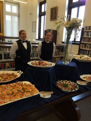 full service buffet catering tiverton ma